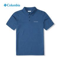 Columbia 哥伦比亚 AE2996 男子速干POLO衫