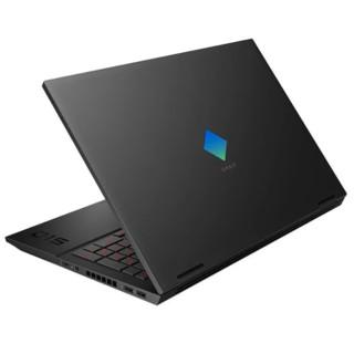 HP 惠普 暗影精灵 6 15.6英寸 游戏本 黑色(酷睿i7-10870H、GTX 1650Ti 4G、16GB、512GB SSD、1080P、IPS、60Hz)