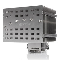 noctua 猫头鹰 NH-P1 被动式CPU散热器