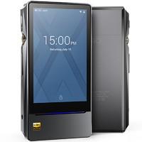 FiiO 飞傲 X7 MKII 音频播放器 64G 银色(3.5单端、2.5平衡)