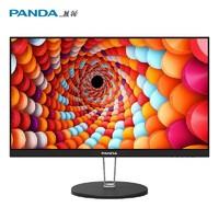 27日0点、学生专享:PANDA 熊猫 PH27QB2 27英寸显示器(2K、99%sRGB、75Hz)