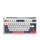 IQUNIX L80-动力方程式 三模机械键盘 TTC快银轴 RGB版本 83键 706元包邮(需用券)