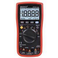 ZOYI 众仪电测 ZT219 自动量程数显万用表