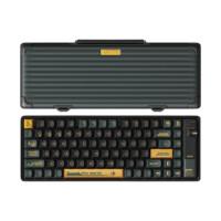 LOFREE 洛斐 OE901 84键 双模无线机械键盘 军绿色 佳达隆G轴茶轴 无光