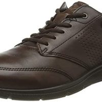 ECCO 爱步 Irving, 男士运动鞋 Brown Cocoa Brown Coffee 55738