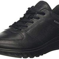 ECCO 爱步 Exostridem 男士运动鞋 Schwarz Black 1001