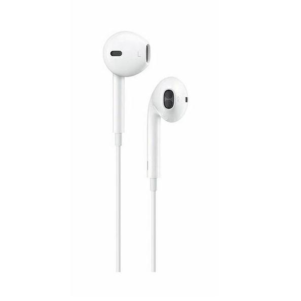 Apple 苹果 EarPods 半入耳式有线耳机 白色 3.5mm
