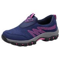 MMB 女士中老年休闲鞋 M51 蓝色 37