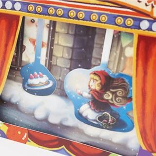Dolphin Baby 豚宝宝 动画播播纸剧场 卖火柴的小女孩