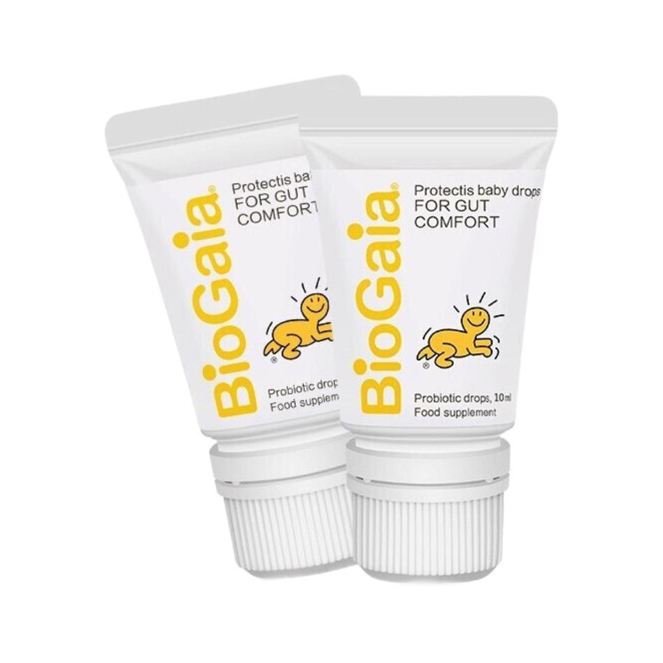 BioGaia 拜奥 婴幼儿益生菌滴液 10ml*2瓶