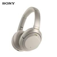 SONY 索尼 WH-1000XM3 头戴式蓝牙耳机