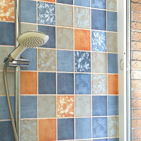 fixsheet 菲翔 卫生间瓷砖贴纸墙面遮丑补洞防水加厚自粘墙贴浴室厕所洗手间墙纸