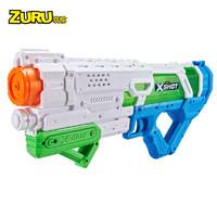 ZURU筑愉 快充水枪玩具儿童打水仗大容量快速灌水男孩呲水喷水