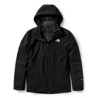 THE NORTH FACE 北面 男子三合一冲锋衣 4N9U-KX7 黑色 XL