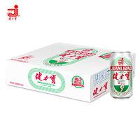 JIANLIBAO 健力宝 经典怀旧纪念罐运动饮料橙蜜味 330ml*24罐