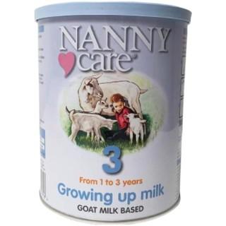 NANNY care 幼儿羊奶粉 英版 3段 400g*2罐