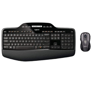 logitech 罗技 MK710 薄膜键盘+M705 鼠标 无线键鼠套装
