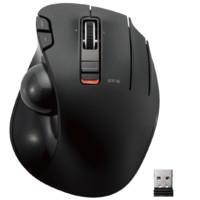 ELECOM 宜丽客 M-XT3DRBK 2.4G无线鼠标 黑色