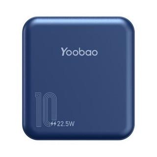 Yoobao 羽博 6024Q 22.5W 10000mAh 移动电源