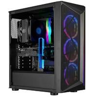 COOLER MASTER 酷冷至尊 CMP510 机箱 台式电脑主机机箱 支持ATX主板电脑机箱