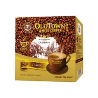 OLDTOWN WHITE COFFEE 旧街场白咖啡 三合一咖啡 原味 30g*20条