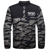 KAILAS 凯乐石 火星跑系列 NASA联名款 中性运动棉服 KG010158 迷彩/黑色 M