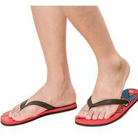 名创优品(MINISO)男士拖鞋 6941501558635 黑色 43-44