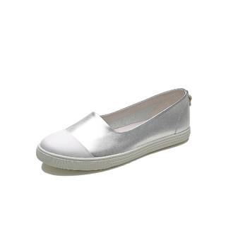 SATCHI 沙驰 8C16003S111 女士头层牛皮革休闲鞋