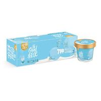 PLUS会员:WALL'S 和路雪 轻优 酸奶口味雪糕 80g*3杯装