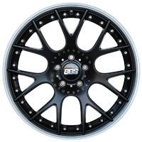 BBS CH-RII款式轮毂 德国原装进口 亚光黑色 11.5*21英寸 宝马X5 X6 订阅