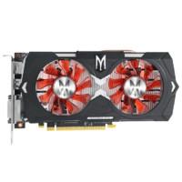 GALAXY 影驰 GeForce GTX 1060 GAMER 1556 显卡 6GB 黑色