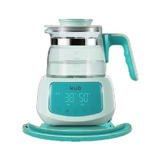 kub 可优比 K-TNQ003 婴儿恒温调奶器 云杉绿 1300ml