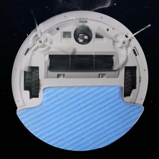 360 S6 扫拖一体扫地机器人 白色