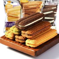 Franzzi 法丽兹 芝士95g+巧克力95g+酸奶95g
