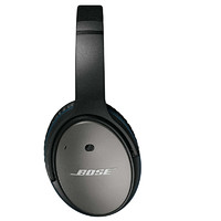 BOSE 博士 QuietComfort25 耳罩式头戴式有线耳机 黑色 3.5mm