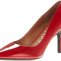 Calvin Klein 女士 Gayle 正装高跟鞋