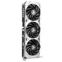 GALAXY 影驰 GeForce RTX 3070 金属大师 OC 显卡 8GB 银色