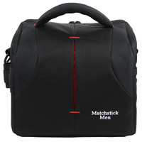 Matchstick Men 火柴人 HK06 单肩相机包 黑色