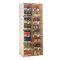MAYI BOX 蚂蚁盒子 XH 积木式免安装鞋盒 2列*16格