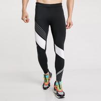 XTEP 特步 男专业紧身裤瑜伽健身专业运动男运动裤