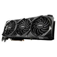 MSI 微星 GeForce RTX3070Ti VENTUS 3X 8G 万图师 显卡 8GB 黑色