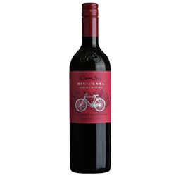 CONOSOR 柯诺苏 自行车  赤霞珠干红葡萄酒  750ml