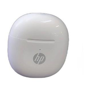 HP 惠普 H10 B 半入耳式真无线动圈主动降噪蓝牙耳机 白色