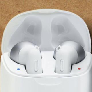JBL 杰宝 TUNE 225TWS 半入耳式真无线降噪蓝牙耳机 白色
