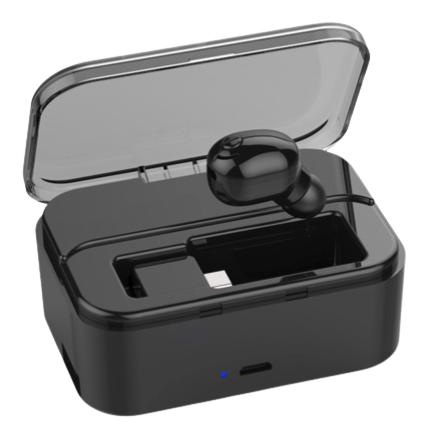 GUOER 果儿电子 J15 豪华版 入耳式真无线降噪蓝牙耳机 黑色