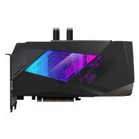 AORUS RTX 3080 水雕 一体水冷 显卡 10GB 黑色+FI27Q-P 显示器