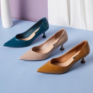 ST&SAT 星期六 女士简约浅口单鞋