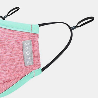 DECATHLON 迪卡侬 8354270 棉质口罩 儿童款 1只 粉色