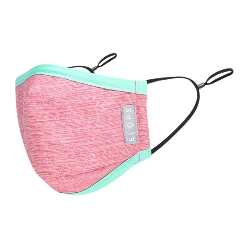 DECATHLON 迪卡侬 8354270 棉质口罩 儿童款 1个装 粉色