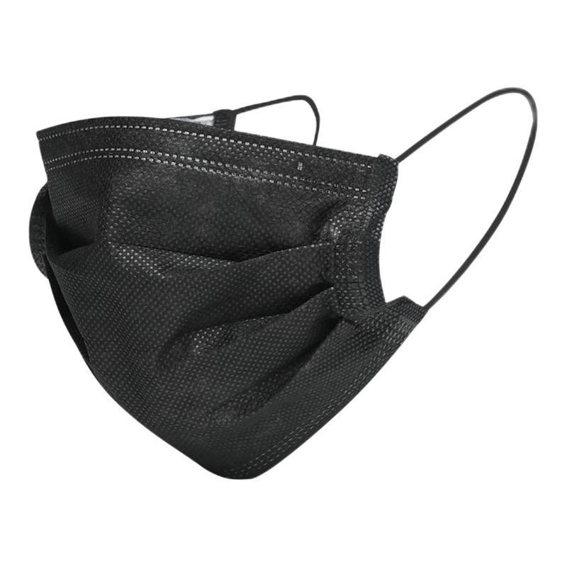 DECATHLON 迪卡侬 100系列 4004293 一次性口罩 10片 黑色